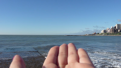 Playa del Centro - Mar del Plata