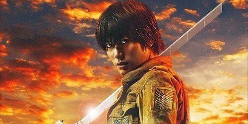 Shingeki no Kyojin: live action ganha novo pôster + Mini-Trailer