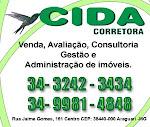 "Corretora de Imóveis ""CIDA"" Araguari"