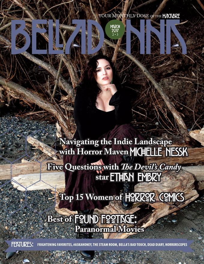 Belladonna Horror Mag