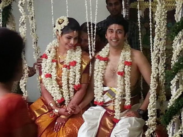 Singer Chinmayi Wedding Stills