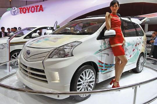Harga Mobil Toyota Avanza Terbaru 2015 dan Bekas di Solo