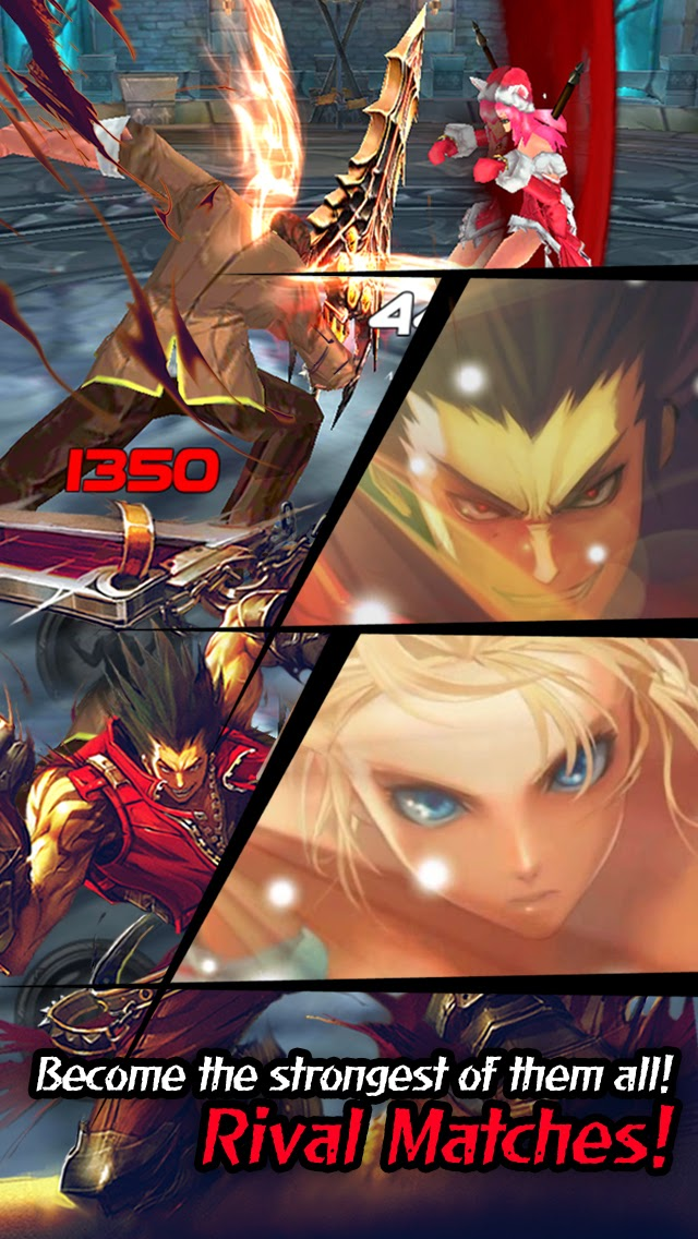 [Game iOS] Download Kritika: Chaos Unleashed