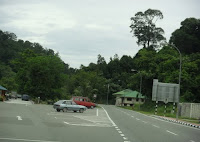 Jalan Bangar Temburong District