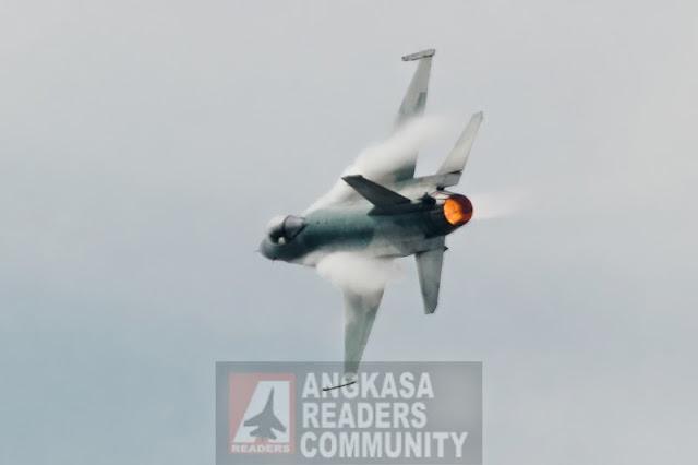 Mengintip Upgrade F-16 Blok 25 Hibah