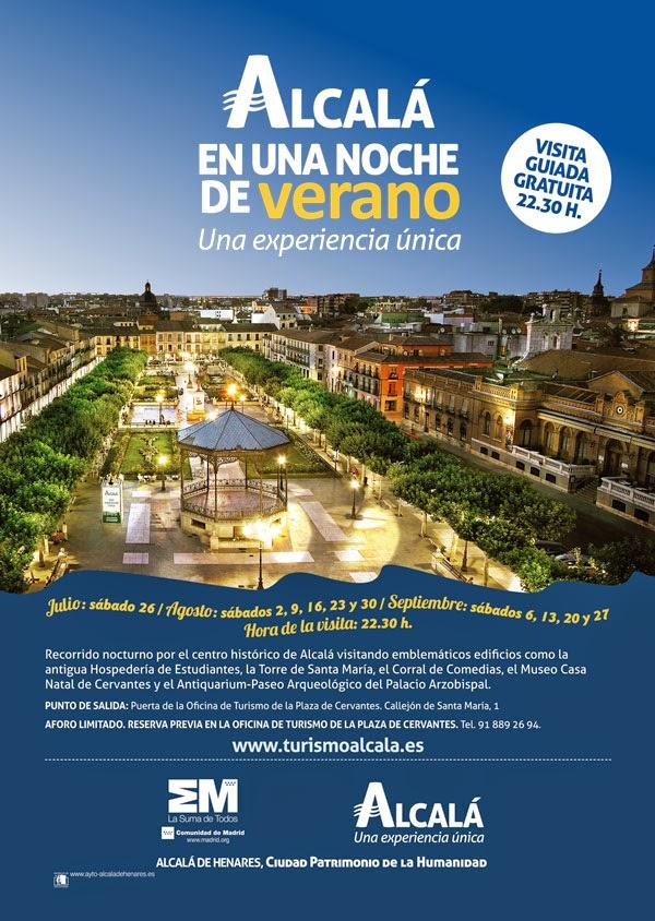 Turismo en Alcalá