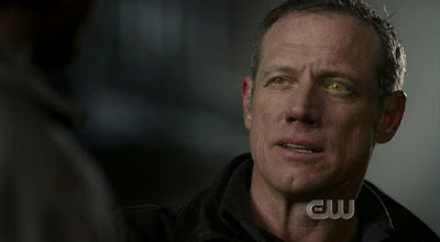 Azazel Yellow eyes demon Supernatural