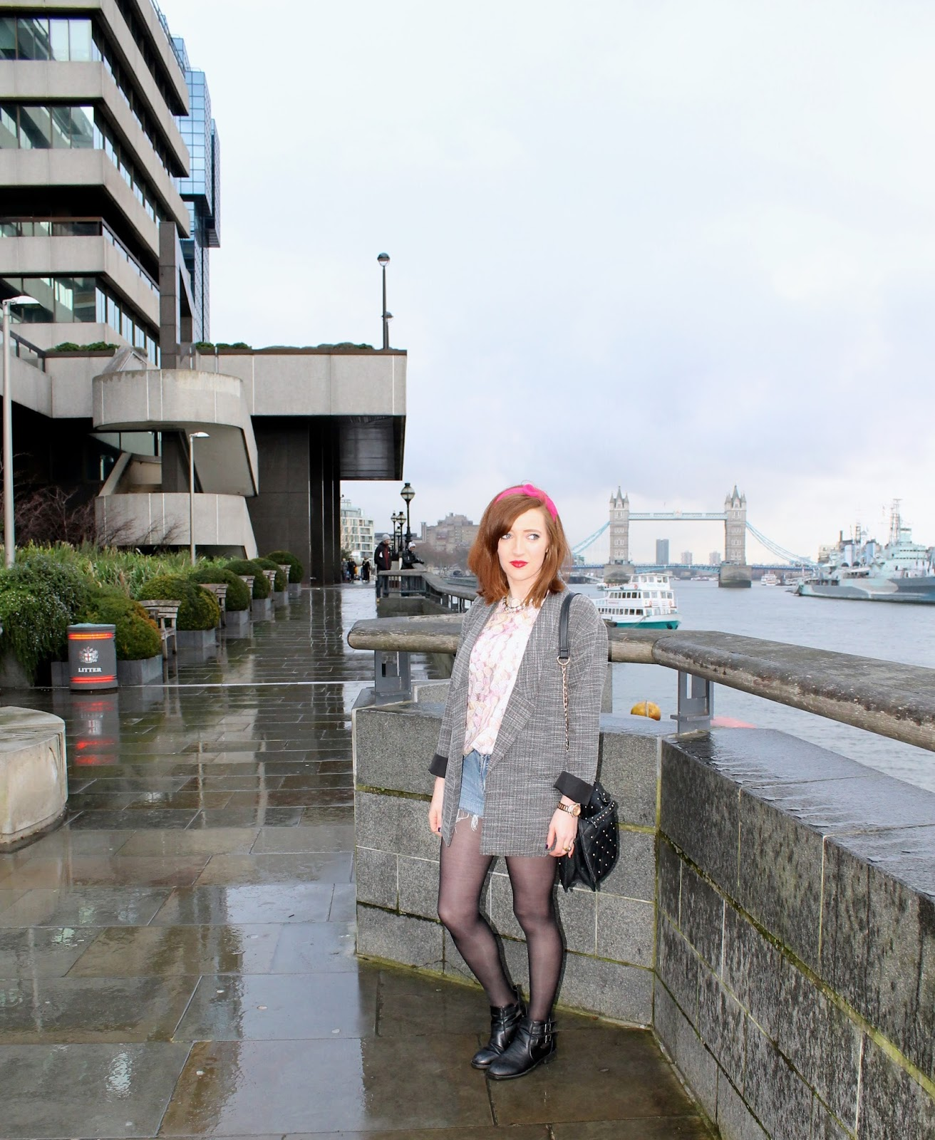 bec boop BLOGGER lONDON outfit