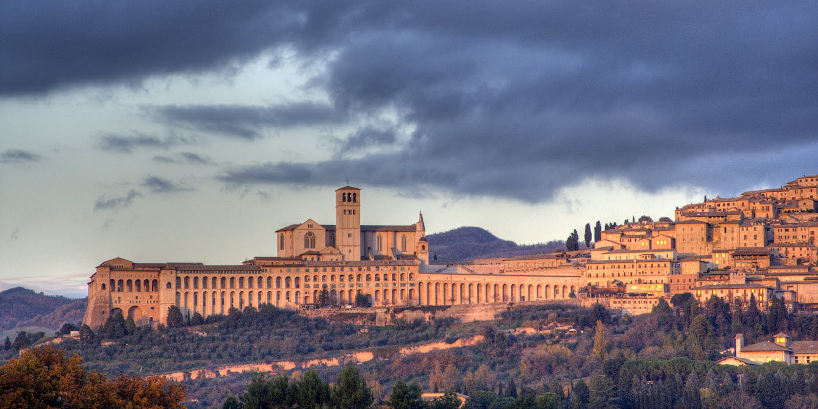 False peace of Assisi