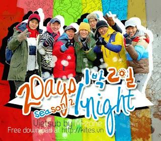 Xem Phim 1 Night 2 Days SS2 - 1 Ngày 2 Đêm
