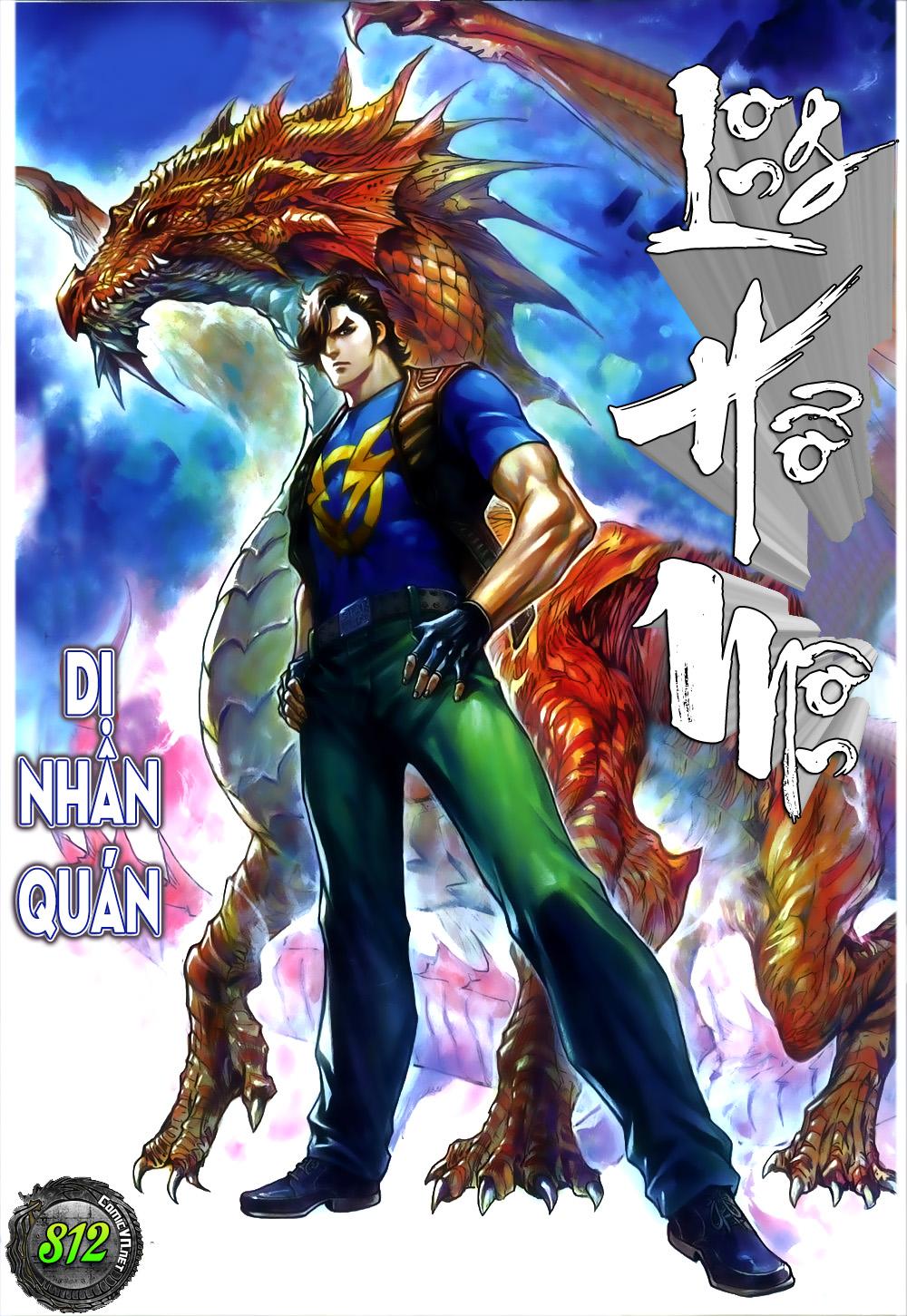 Tân Tác Long Hổ Môn chap 812 Trang 1 - Mangak.info