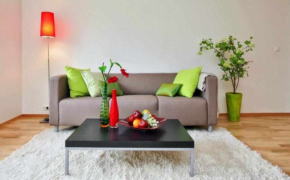 Mendesain Ruang Tamu Sederhana