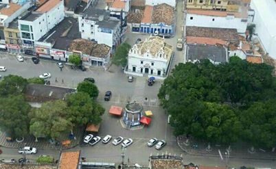 Vice prefeito Berg quer turistas visitando Serrinha