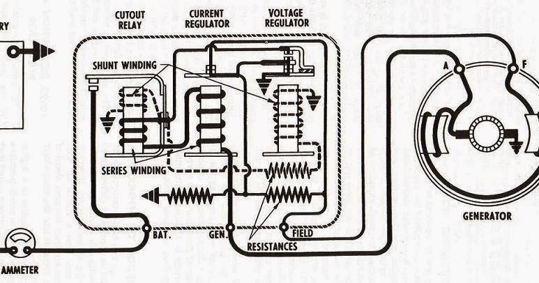 wiring diagrams and free manual ebooks  1958 buick generator wiring diagram