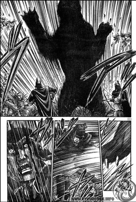 Chú Bé Rồng - Ryuuroden chap 196 - Trang 4
