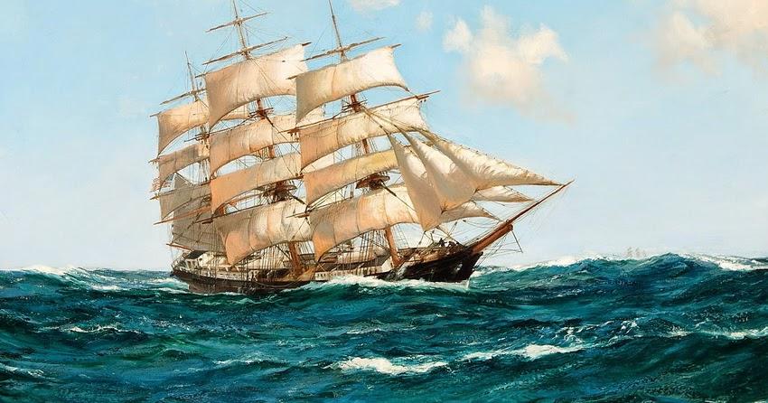 Im genes arte pinturas radiantes marinas al leo cuadros for Cuadros de marinas