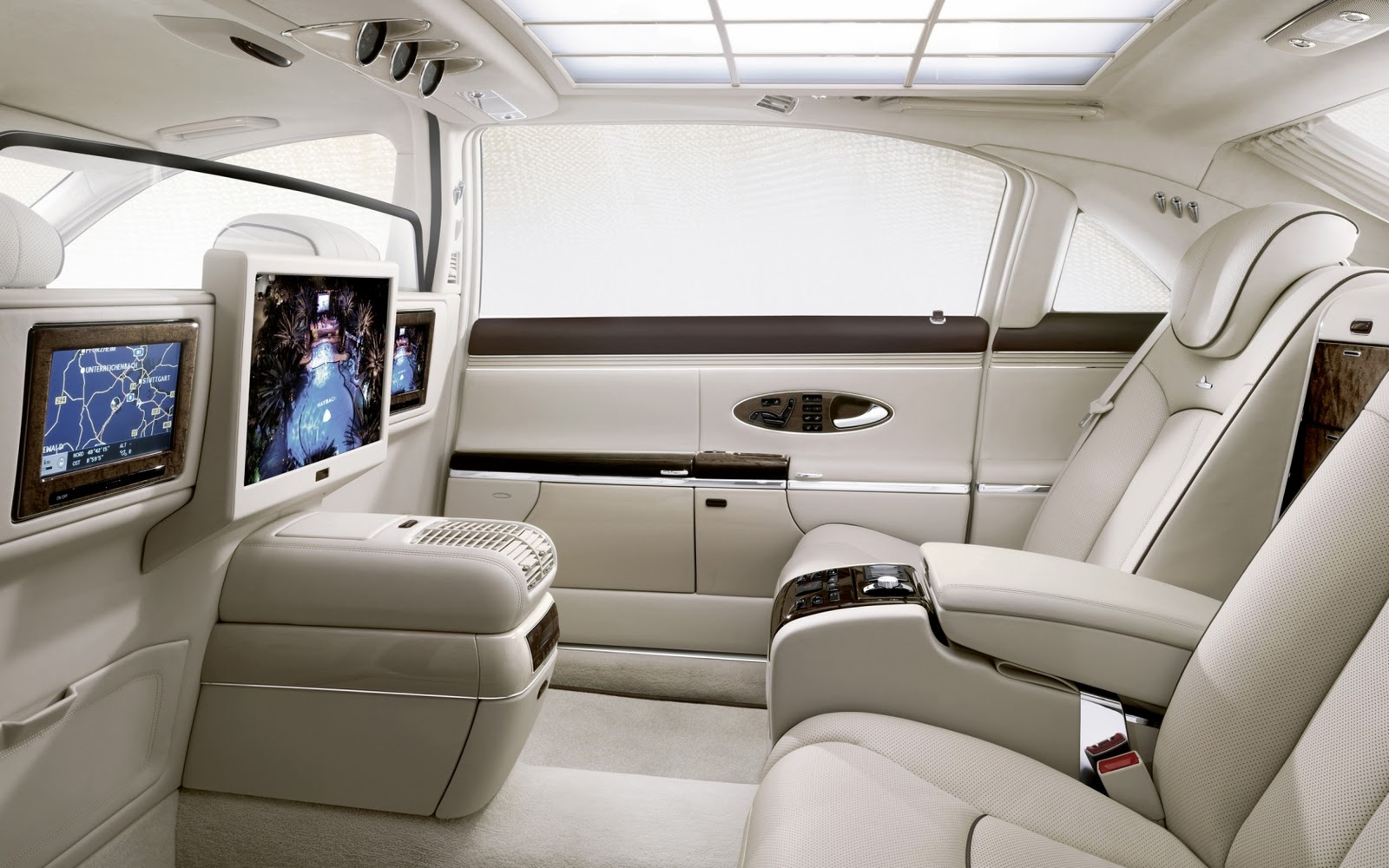 maybach interior 2012 cars n bikes. Black Bedroom Furniture Sets. Home Design Ideas