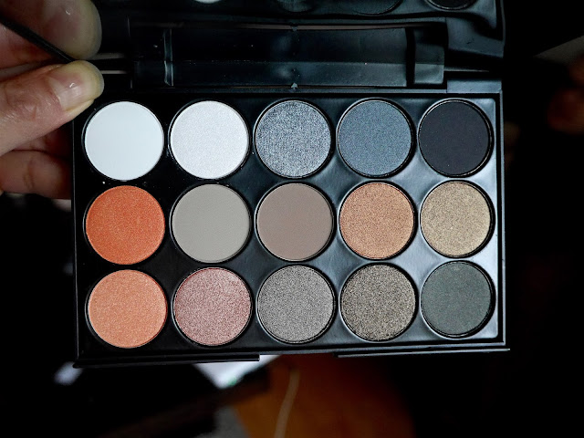 Born Pretty Eyeshadow Palette Review