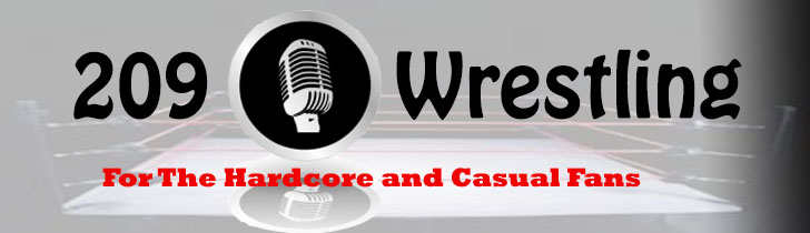 The 209 Wrestling Blog