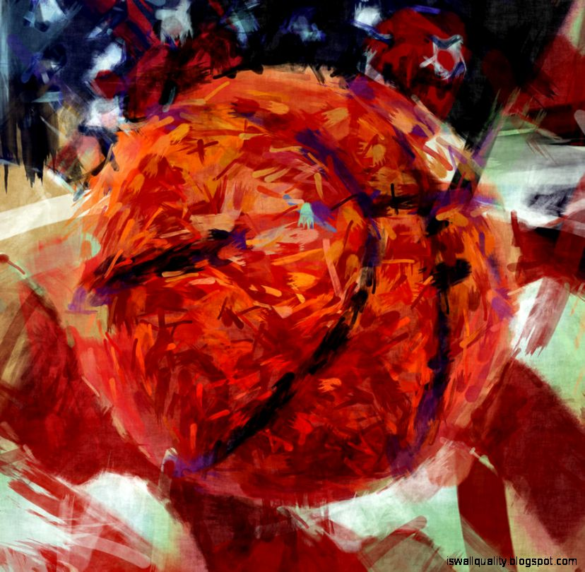 Abstract Art Basketball Wallpaper Wallpapers Quality