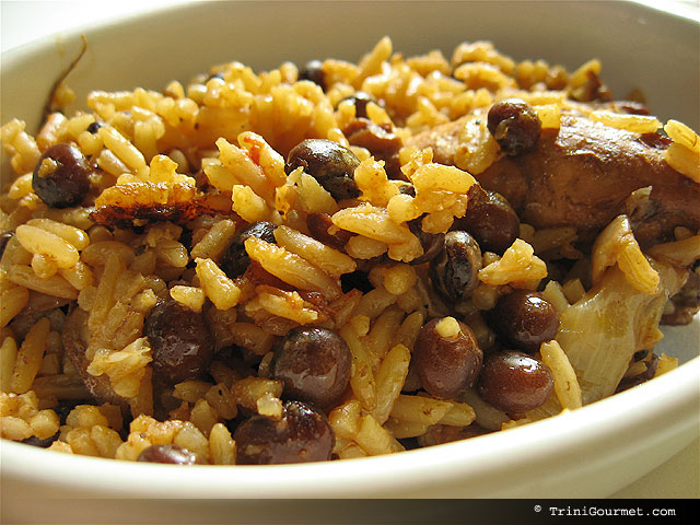 Trini link up food in trinidad for Trinidad fish broth