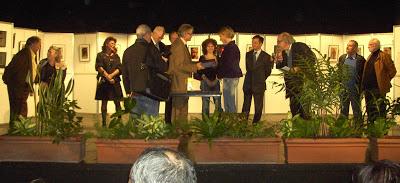 Prix du ville d' Ablon salon d'automne du CESAF 2008