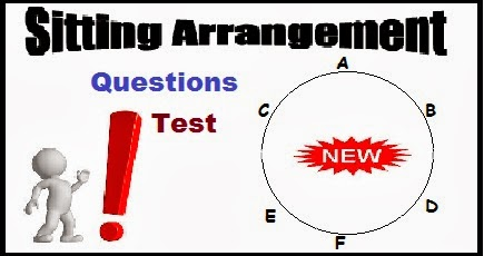 Reasoning ability or #reasoning aptitude is one of a common part of all jobs exam, entrance exams, #bank-job recruitment, #ibps po , ibps clerk, ssc,teacher recruitment , RPSC, CAT, Management Aptitude Test etc. This section includes some questions on sitting arrangement also. Here some questions are given which are based on reasoning problems of sitting arrangements