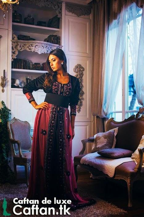 Caftan haute couture pritemps-été 2014