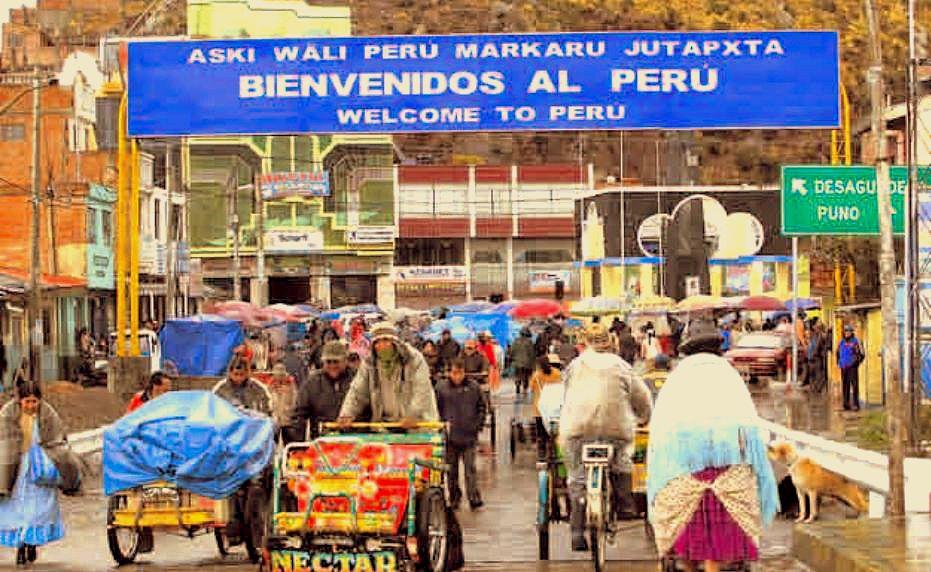 Contrabando en Perú