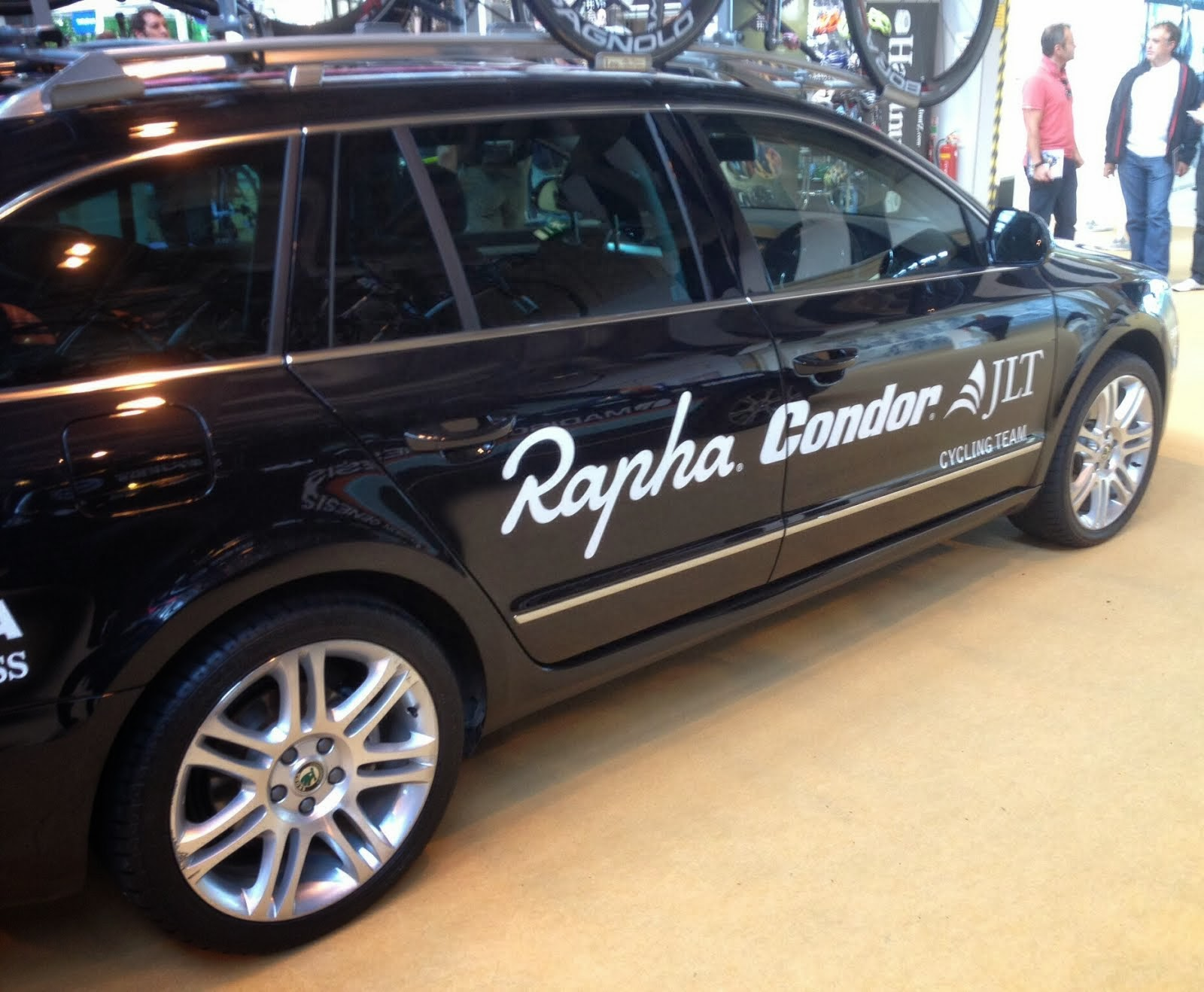 Rapha and Condor