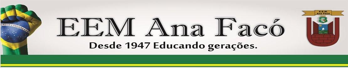 E.E.M. Ana Facó