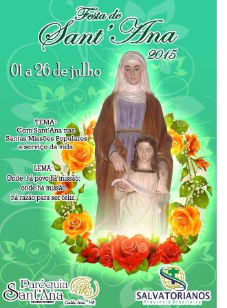 Festa de Sant'Ana 2015