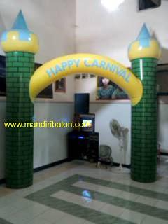 Balon Gate kastil
