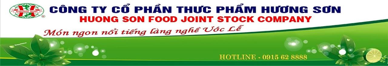 Thực Phẩm Hương Sơn - Món ngon nổi tiếng làng nghề Ước Lễ