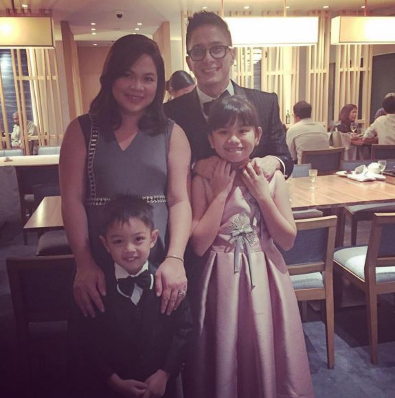 Judy Ann Santos, Ryan Agoncillo welcome their 3rd child Baby Luna.