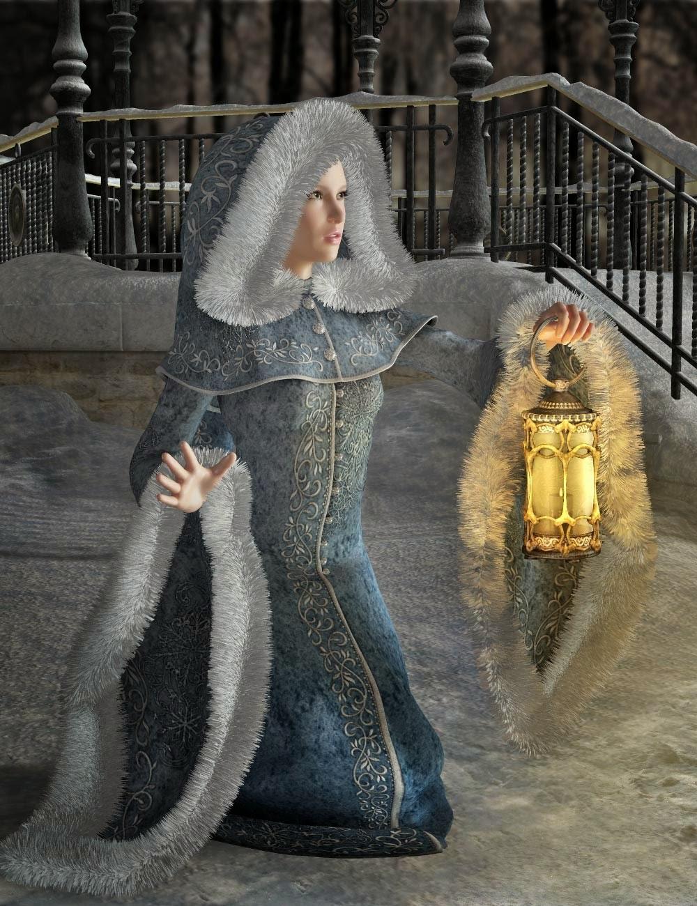 Gel pour Winter Fantasy