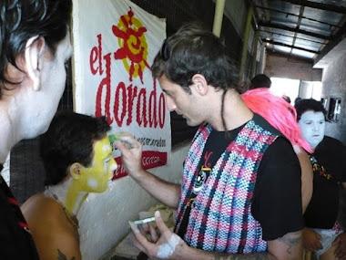 """Gonzalo Cruz """"el pintor"""""""