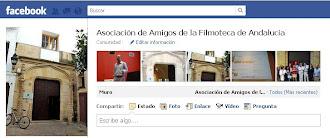 Asociación Amigos Filmoteca en Facebook