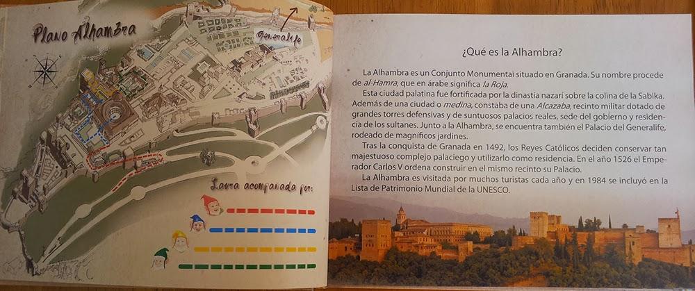 Los duendes de la Alhambra (Maryorie Benavides)