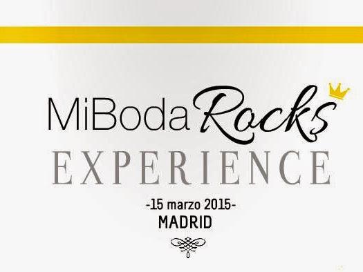 15 de marzo 2015 Mi Boda Rocks Experience Madrid