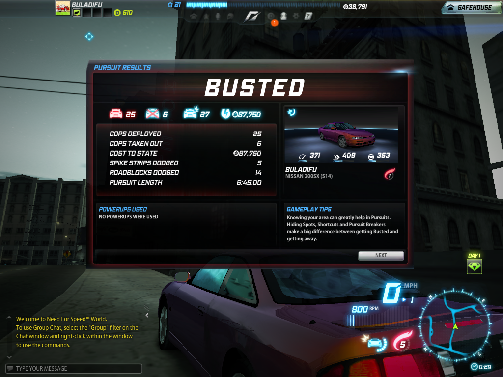 Need for speed world part two all you need to know about games need for speed world busted gumiabroncs Images