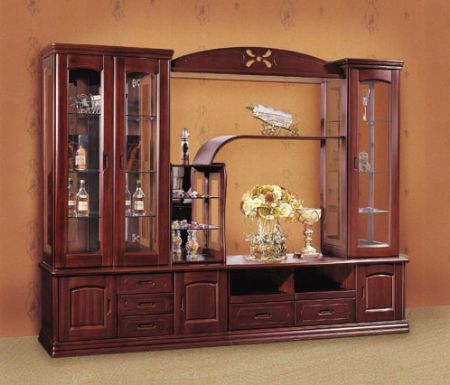 Modern wooden cupboard furniture designs an interior design for Interior cupboard designs for hall