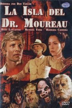 descargar La Isla del Doctor Moreau en Español Latino