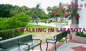 WALKING IN SARASOTA