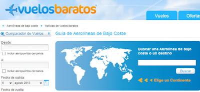 vuelos baratos online buscador