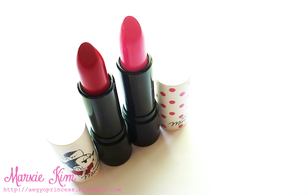 Etude House XOXO Minnie Kissing Lips