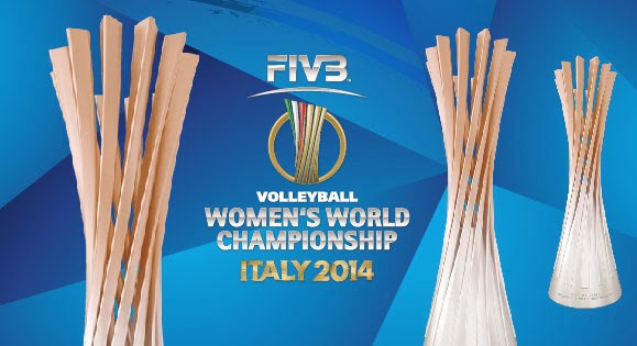 Mundial Voley Femenino 2014