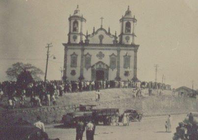 Igreja da Boa Morte ou N.S. Assunção de Barbacena MG