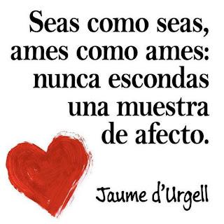Imagen Seas Como Seas, Ames Como Ames (Imagenes para Facebook)