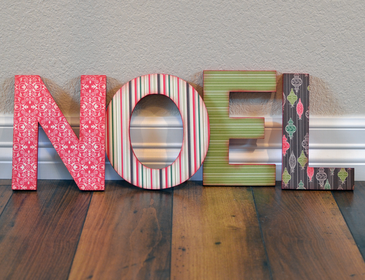 Can You Spray Paint Chipboard Letters
